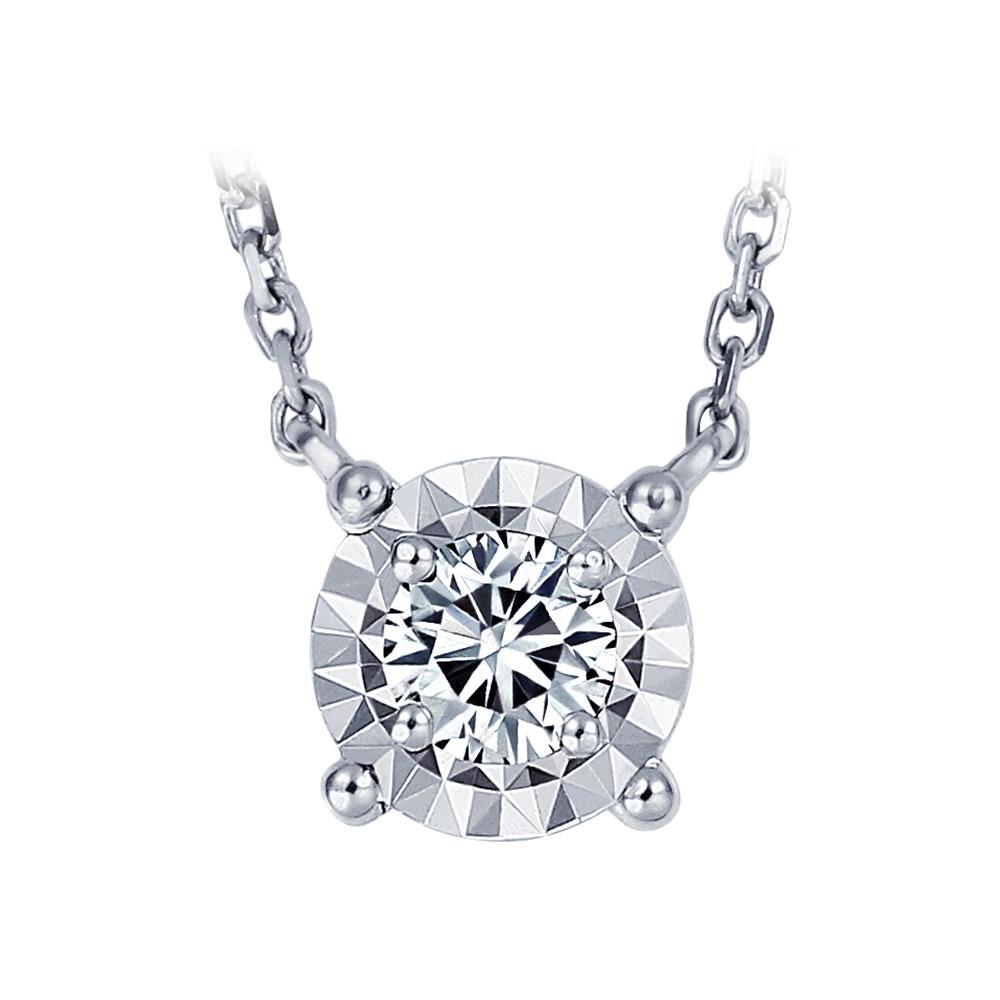 10分鑽石項鍊