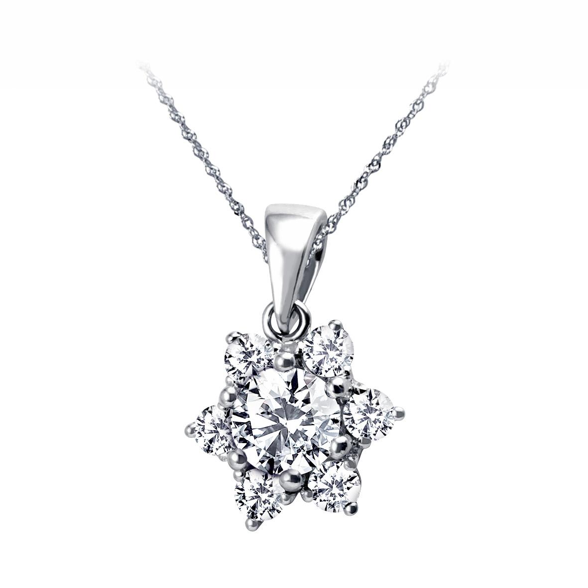 0.51克拉鑽石墜子