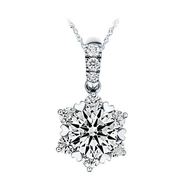 1克拉鑽石墜子