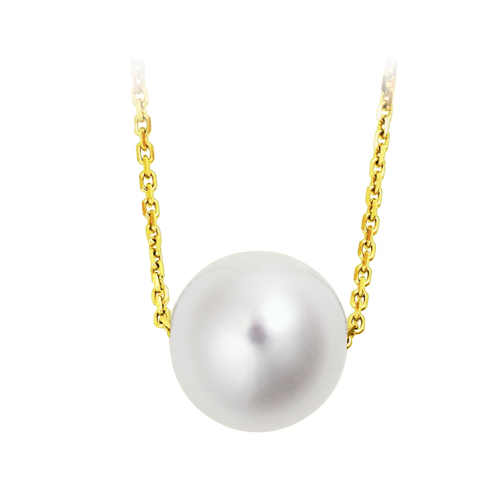 7mm珍珠項鍊